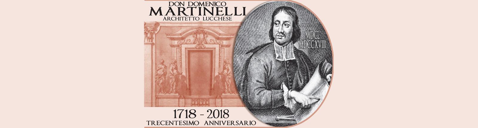Permalink to:Lucca celebra l'architetto Domenico Martinelli