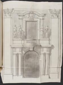 disegno-per-il-portale-del-castello-di-austerlitz-biblioteca-statale-di-lucca