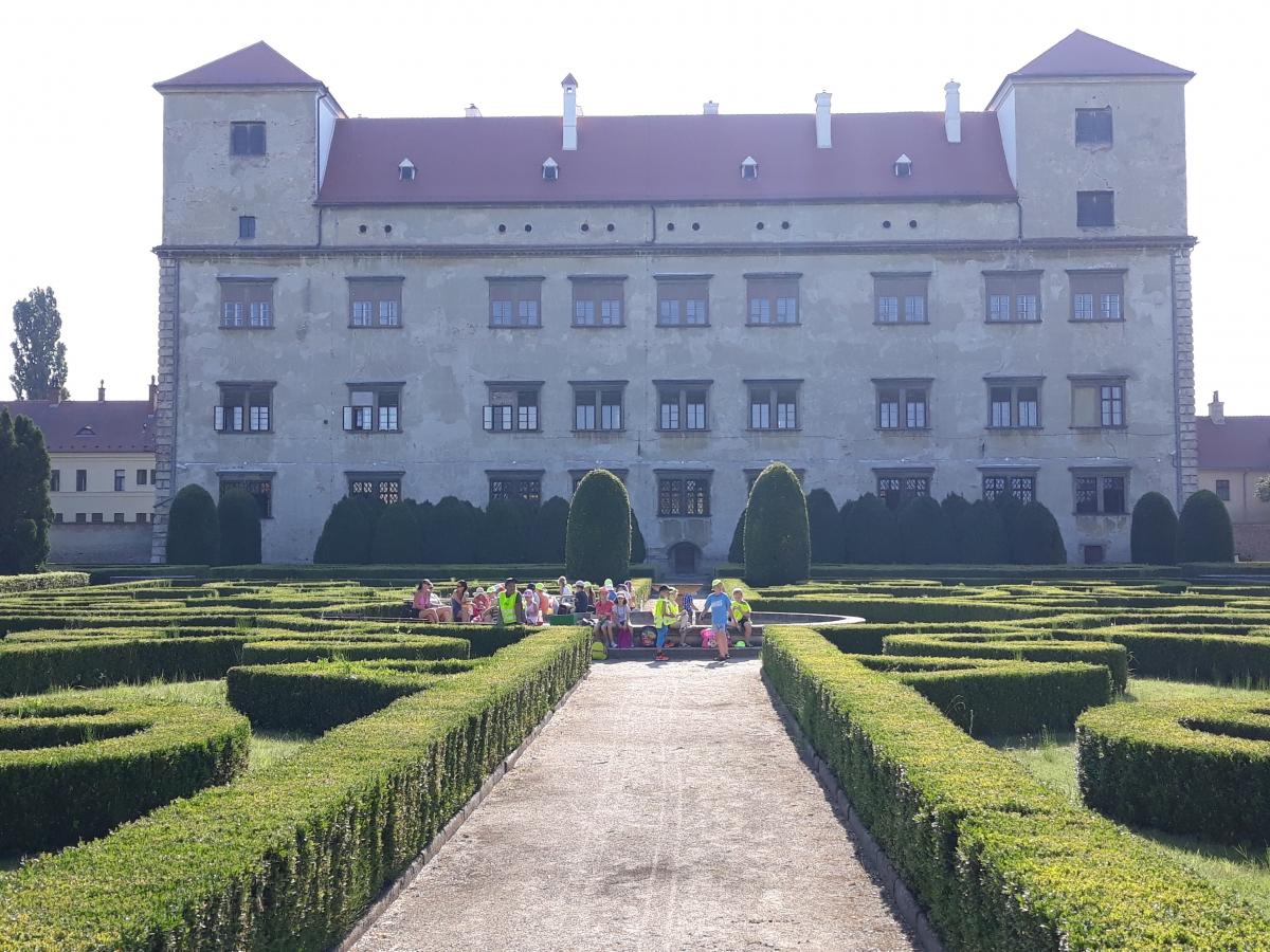 Bucovice (Repubblica Ceca) - Castello