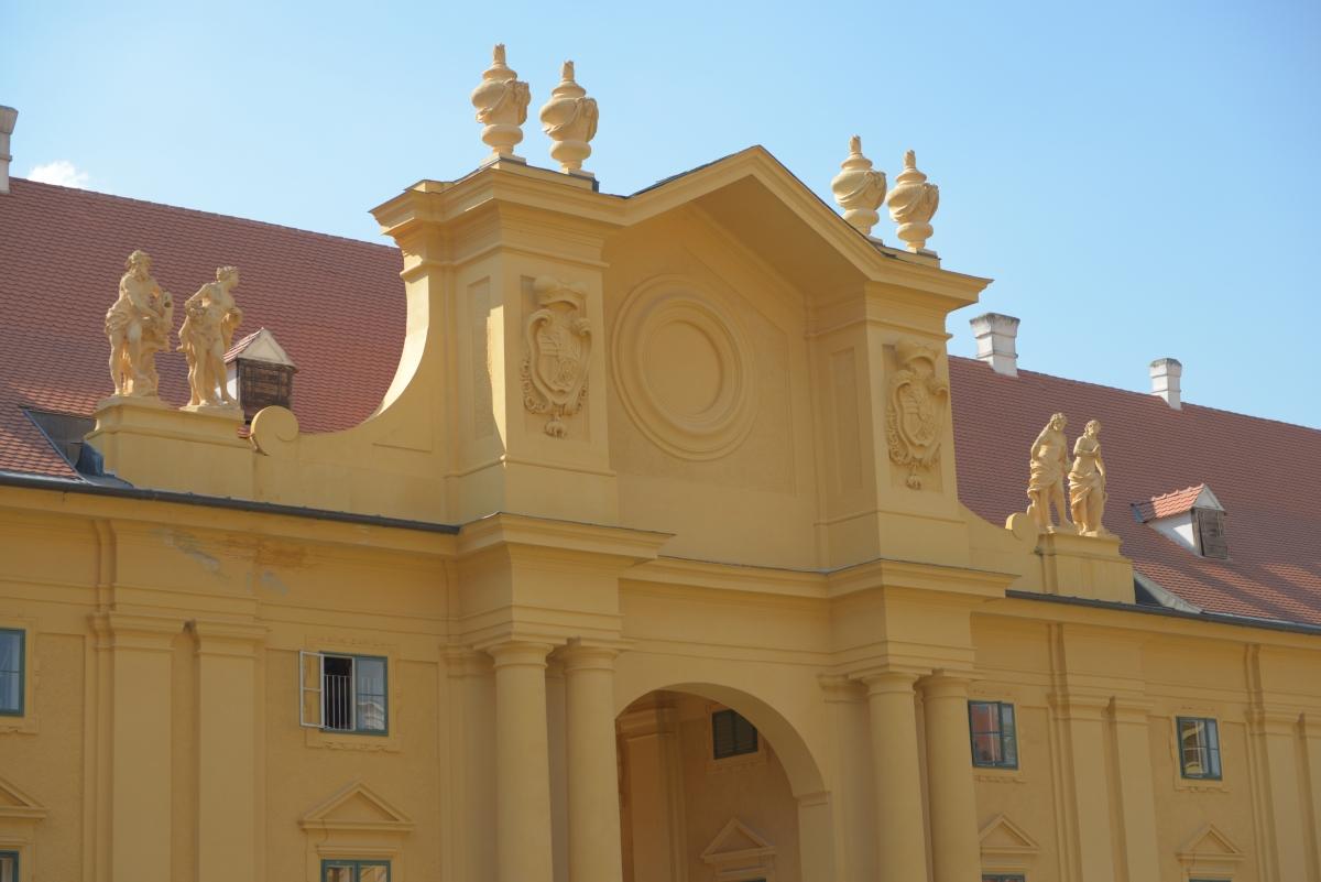 Lednice (Repubblica Ceca) - Castello