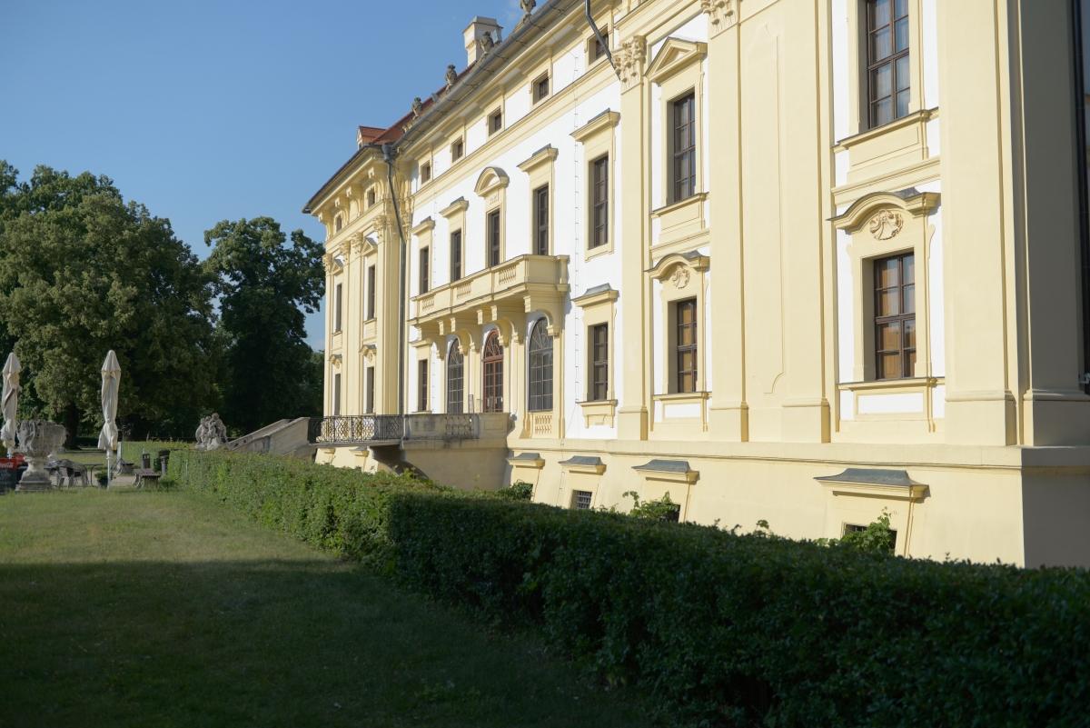 Austerlitz (Repubblica Ceca) - Castello