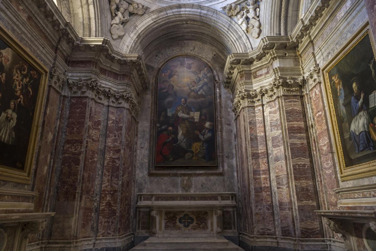 Lucca - Cappella S. Ignazio
